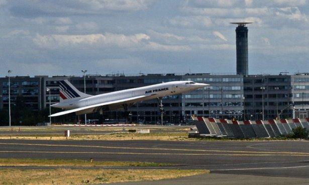 Concorde at CDG, Paris